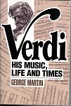 Book: Verdi- His Music, Life and Times